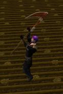 Vinesweeper planting flag