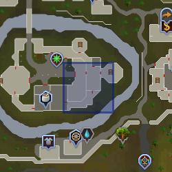 White Knight Master Armoury location