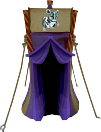 Big Chinchompa portal (spring fayre) (inactive)