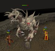 Fighting the Corporeal Beast