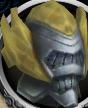 Gemstone helm chathead