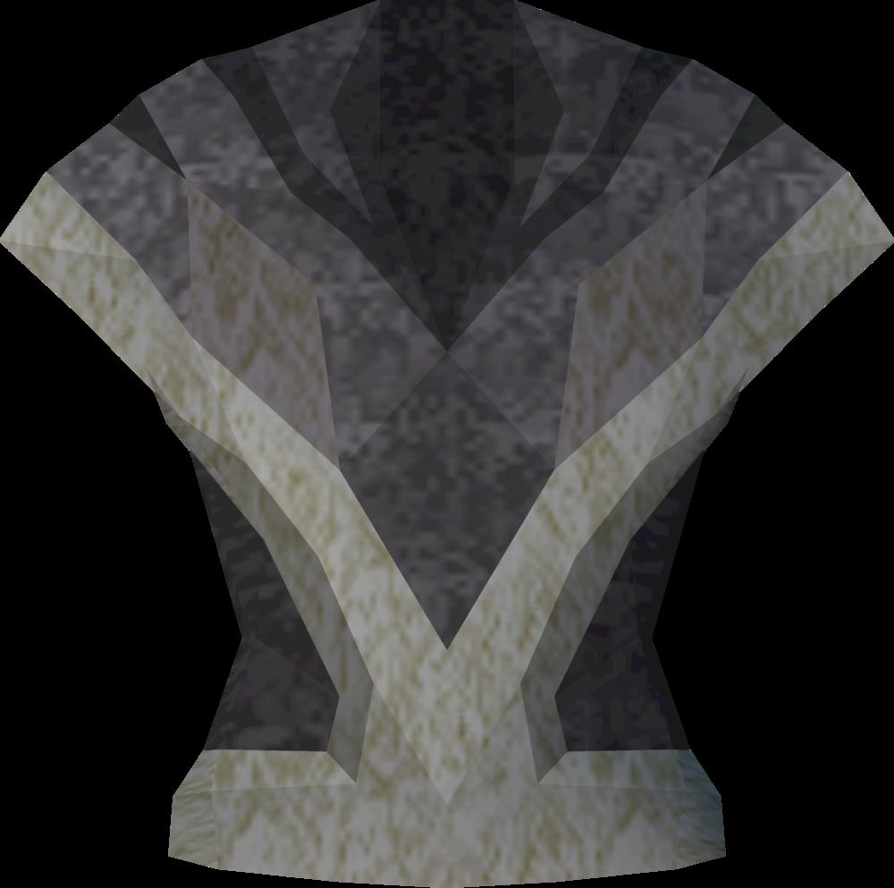 Ghostly Fremennik armour detail