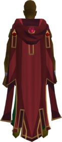 Hooded max cape equipped