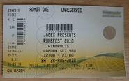 Runefest ticket