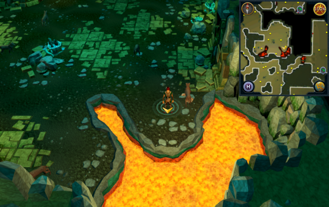 File:Scan clue Brimhaven Dungeon lower level in central wild dog chamber.png