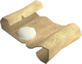 Skeleton Champion's scroll detail