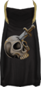 Slayer cape detail