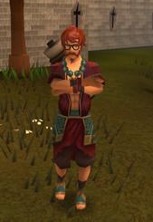 Tavern Arts jogador