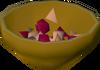 Ugthanki & onion detail