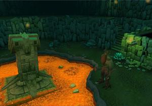 Brimhaven Dungeon levels