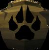 Cracked hunter urn (nr) detail