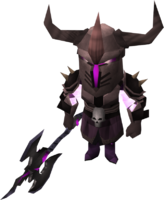Dharok the Bobbled pet