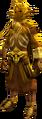 Golden warpriest of Zamorak set equipped.png