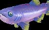 Leaping salmon (Aquarium)