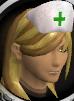 Nurse hat chathead