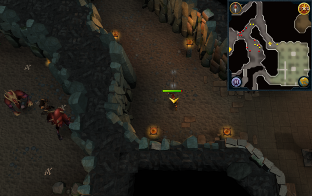 File:Scan clue Taverley Dungeon north-west corner of magic axe chamber.png