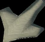Shoulder bone detail