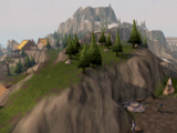 White Wolf Mountain