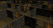 Dranor manor basement maze