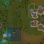Elder tree (Lletya) location