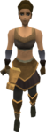 Mamaros warrior