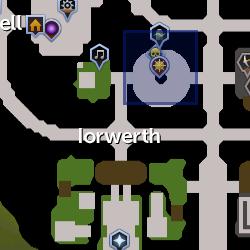 Morvran location