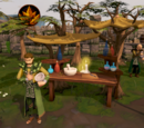 Poletax's Herblore Shop