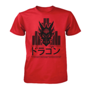 RuneFest 2017 Japanese dragon t-shirt