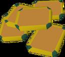 Warrior guild token