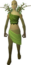 Wood dryad