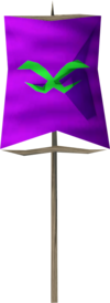 Banner (Misthalin) detail