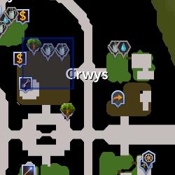 Briallen location
