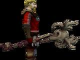 Crypt Staff
