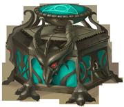 Dragon Keepsake box concept art