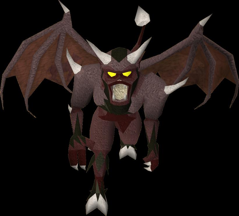 Image - Greater demon old4.png | RuneScape Wiki | FANDOM ...