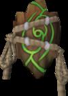 Kodama orokami mask detail