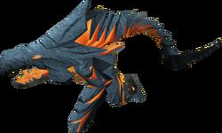 Lava monster (Lava Flow Mine)