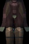Megaleather chaps detail