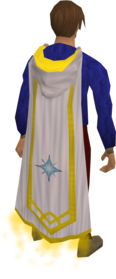 Prayer master cape equipped