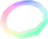 Rainbow Halo detail