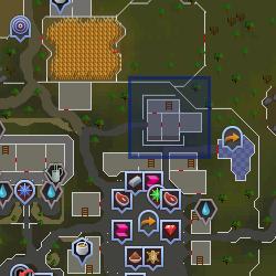 Servants' Guild location