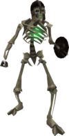 Skeletal minion