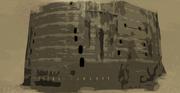 Updated unused castle drakan map