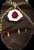 Cyclopean helmet detail