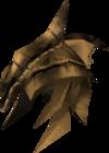 Dragon Rider helm detail