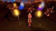 Fire dancers (Sera)