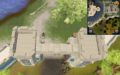 Scan clue Falador at south entrance to city.png