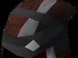 Shadow silk hood