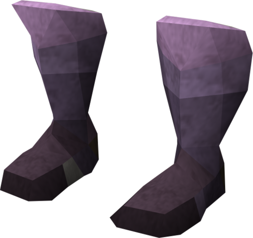 File:Warrior boots (mithril) detail.png