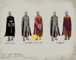 Capes of Distinction concept art